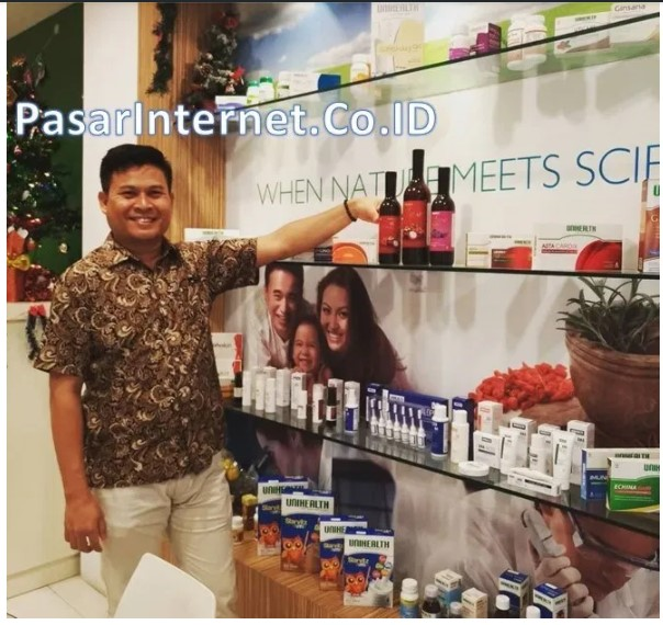 Stockist Unihealth Serang Banten