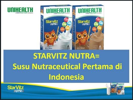 StarVitz Nutra Susu Terbaik
