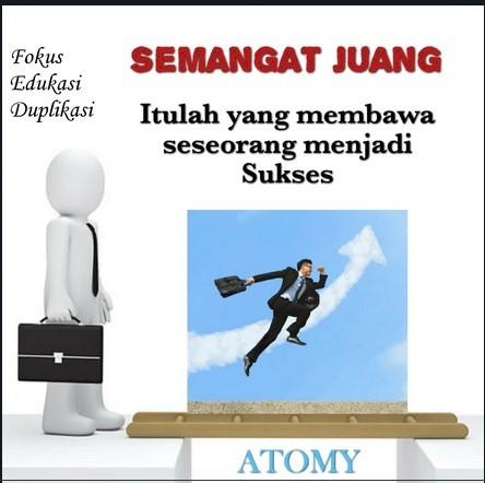 Bisnis Atomy Simpel
